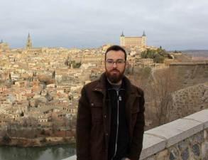 Yo en Toledo 2