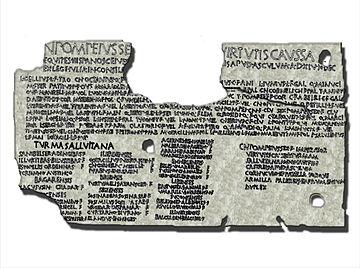 Reproducción del Bronce de Ascoli