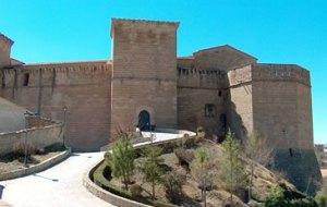 Imágenes del castillo de Mora de Rubielos