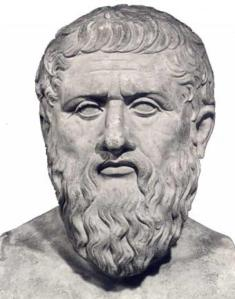 Busto escultórico de Plutarco
