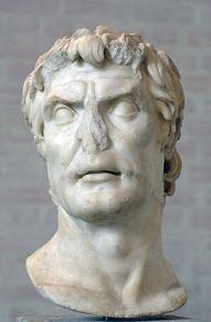 Retrato escultórico de Sila