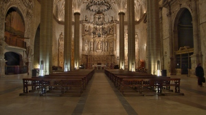Catedral_de_Barbastro._Interior