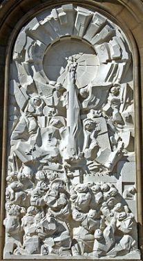 Venida de la Virgen, 1969