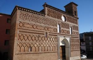 Iglesia de Santa María, Tobed (Archivo del Gobierno de Aragón)