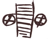 carro esquemático