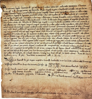 Petronila,_reina_de_Aragón_y_condesa_de_Barcelona,_abdica_en_su_hijo_Alfonso-18_de_julio_de_1164