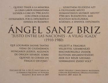 Placa Sanz Briz