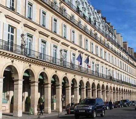 Rue de Rivoli -París-