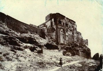 castillo de Híjar