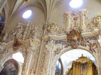 Zaragoza_-_La_Seo_28_-_Capillas_de_San_Agustin_y_Santo_Dominguito_de_Val