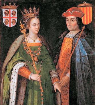 Ramon Berenguer IV de Barcelona i Peronella d'Aragó. Representació. Font Arxiu d'ElNacional.jpg