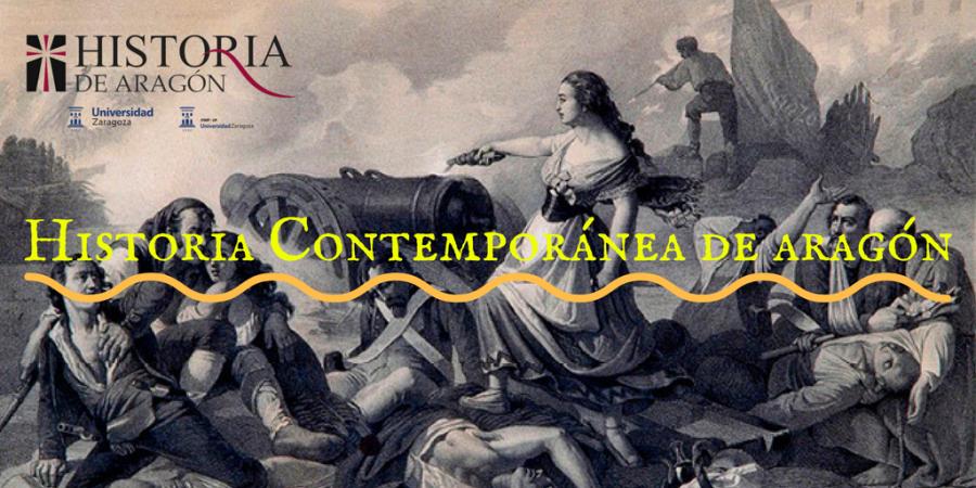 Historia Contemporánea de aragón