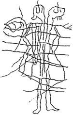 monstruo bicéfalo