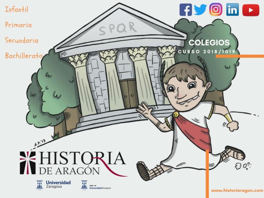Colegios _ Historia de Aragón 201819