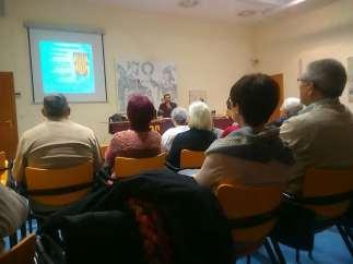 Conferencia Calanda 3