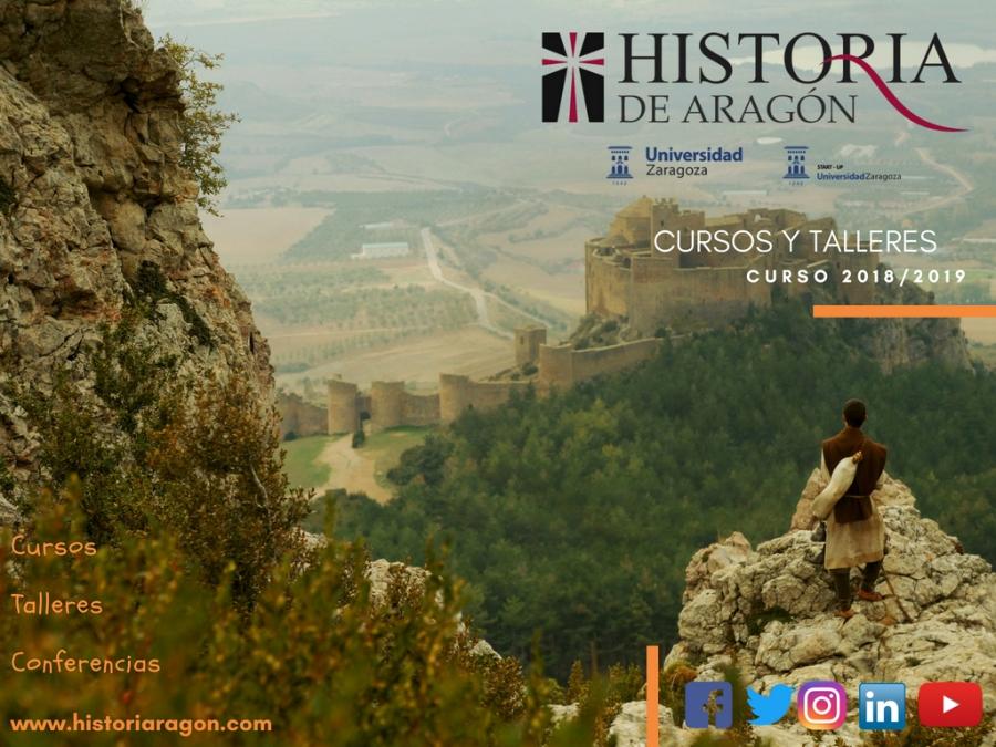 Historia de Aragón _ Cursos y talleres