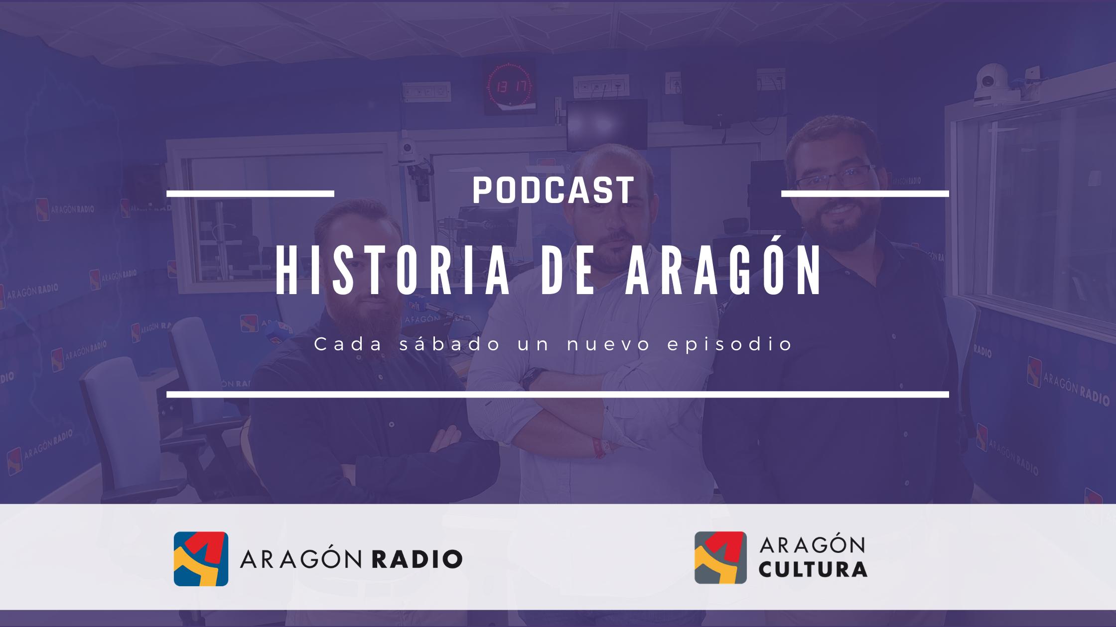 Podcast Historia de Aragón